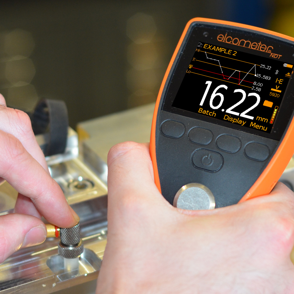 PTG8 Precision Thickness Gauge