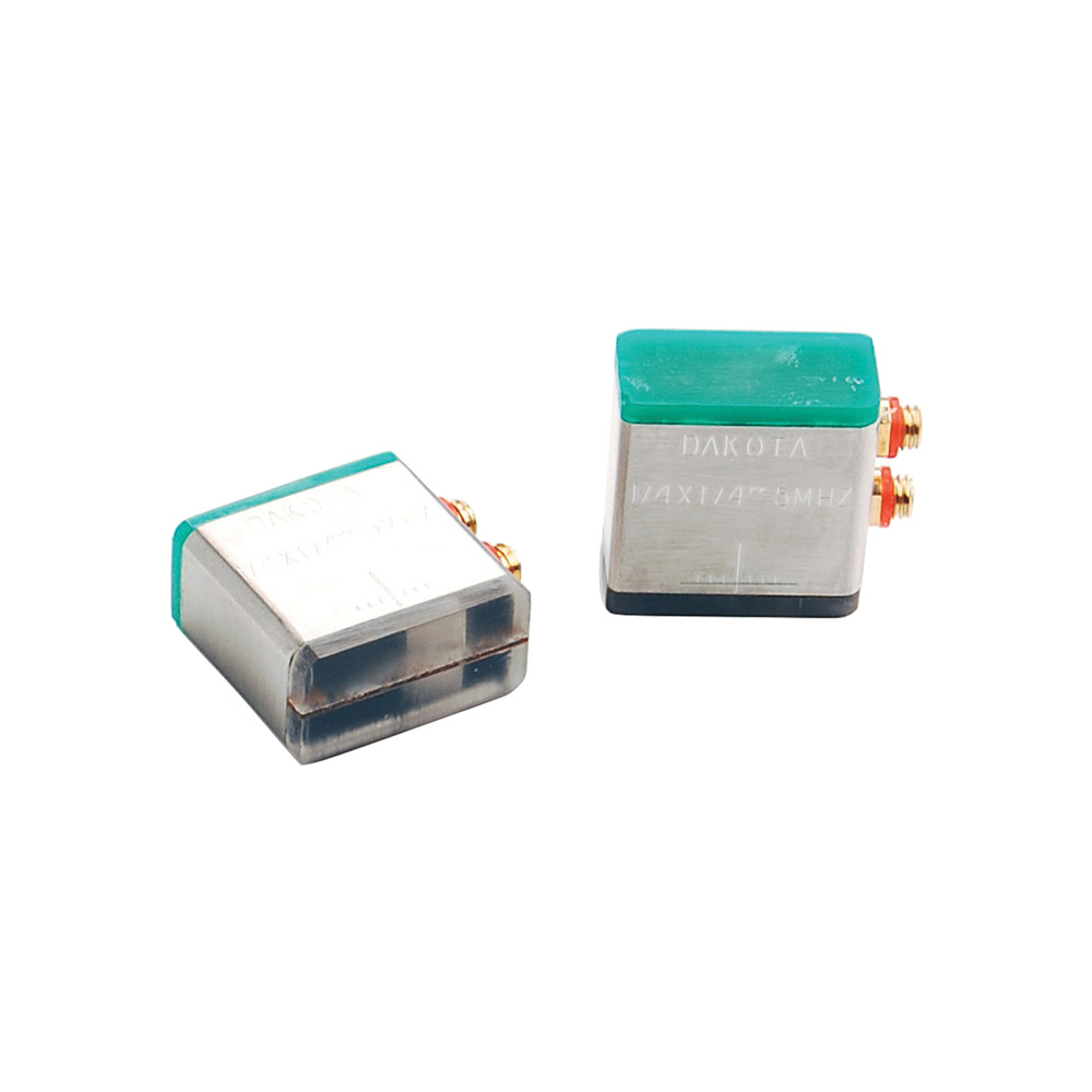 Shear Wave Dual Transducers
